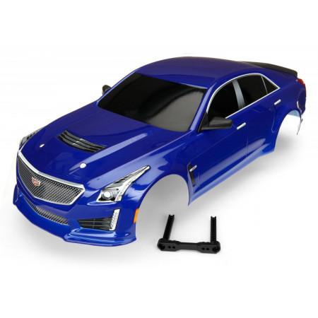 Kaross Cadillac CTS-V Blå inkl dekaler