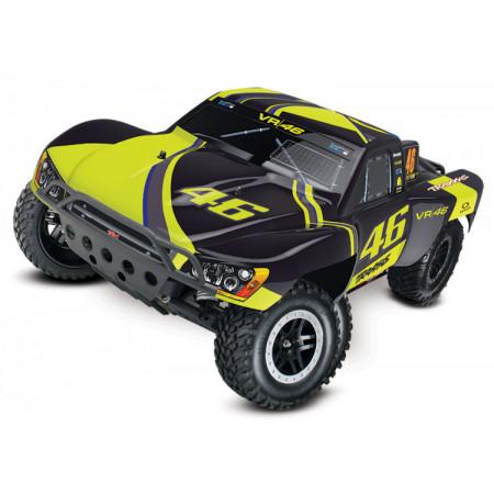 Traxxas Slash 2WD 1/10 RTR TQ VR46