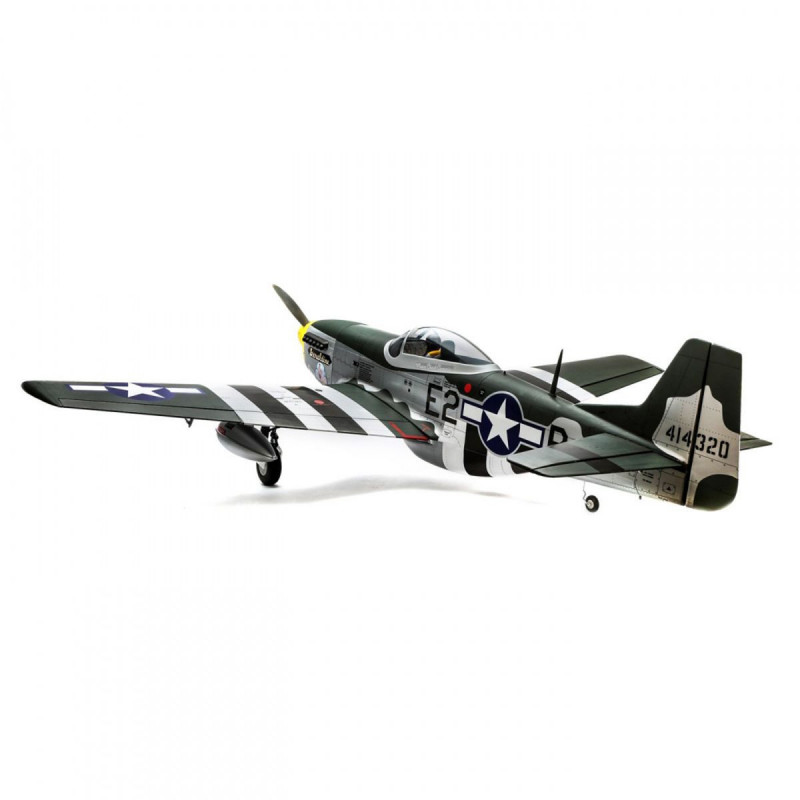 Hangar 9 P-51D Mustang 20cc ARF 69 5