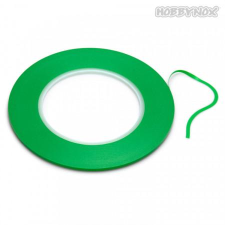 Fineline Maskeringstejp Grön Soft 3mmx55m