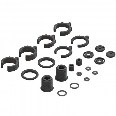 AR330451 Composite Shock Parts/O-Ring Set (2)