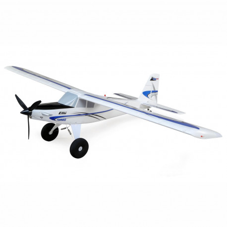 E-flite Turbo Timber 1.5m BNF Basic with AS3X and SAFE Select, includes Floats