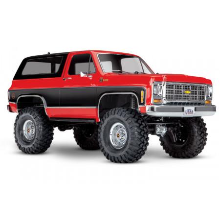TRX-4 Chevy Blazer 1/10 Röd RTR