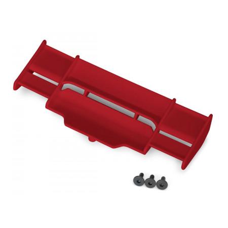 Vinge Röd Rustler 4x4