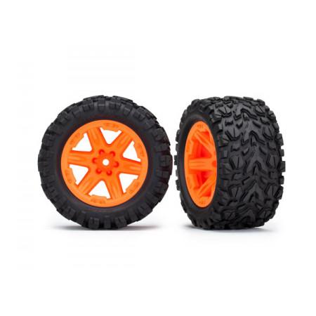 "Däck & Fälg 2,8"" Talon Extreme / RXT Orange (TSM) 4WD"