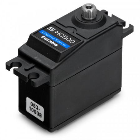 S-HC500 Heli Servo 13.8kg 0.09s HV/S.BUS2