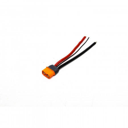 """IC3 Device Connector with 4"""" Wire, 13 AWG"""