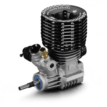 FX K501 3.5cc Motor 5-Port, DLC, Keramiska lager, Balans