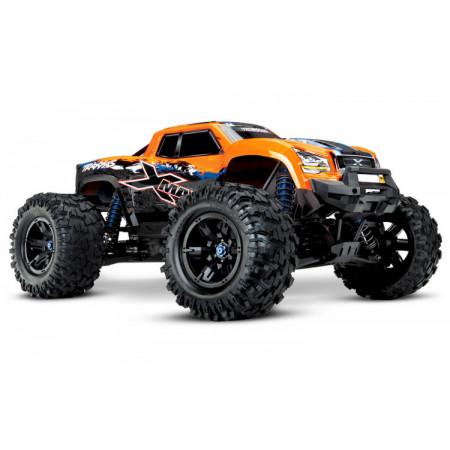 Traxxas X-Maxx 8S 4WD Brushless TQi TSM Orange