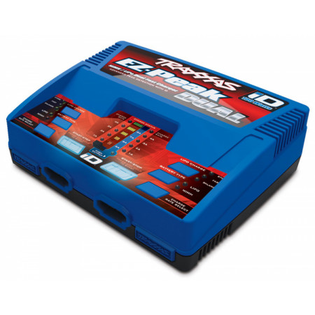 EZ-Peak Dual 8A NiMH/LiPo Laddare Auto iD