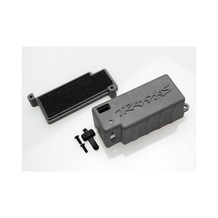 Traxxas 4925X Batterilåda med Laddurtag & Plug