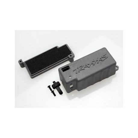 Batterilåda med Laddurtag & Plug