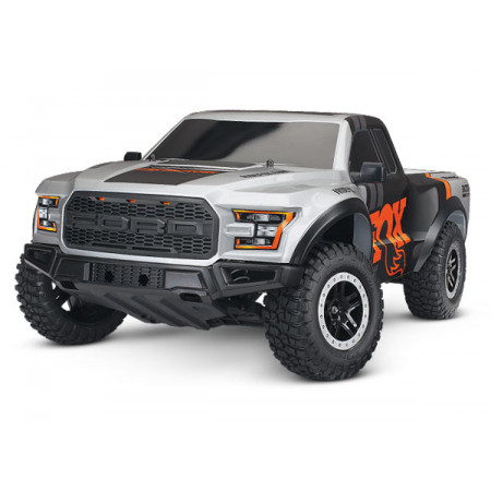 Ford F-150 Raptor 2WD 1/10 RTR TQ Fox