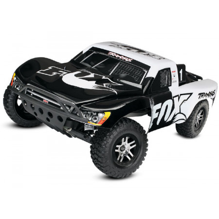 Slash VXL 2WD 1/10 RTR TQi TSM utan Batt & Laddare Fox
