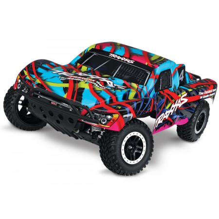 Slash VXL 2WD 1/10 RTR TQi TSM utan Batt & Laddare Hawaian