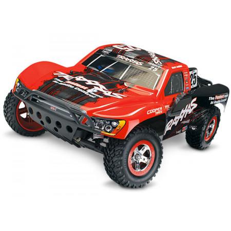 Slash VXL 2WD 1/10 RTR TQi TSM utan Batt & Laddare Röd