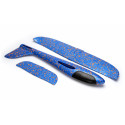 Mini Fox V2 480mm Handkastseglare Blå