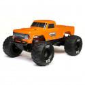 ECX 1/10 Amp Crush 2WD Monster Truck Brushed RTR Orange