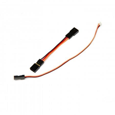 SRXL2 Update Cable, Receiver-Servo Male & Female-Female
