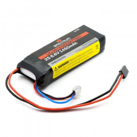 Spektrum Mottagarbatteri 6.6V 1450mAh 2S LiFe