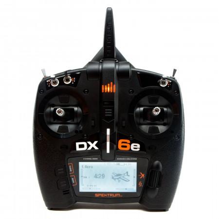 Spektrum DX6e 6-Channel DSMX Transmitter Only