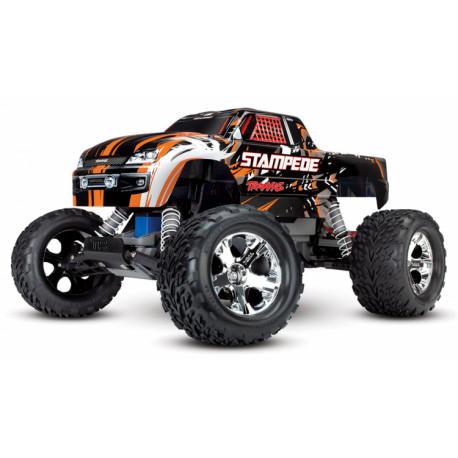 Stampede 2WD 1/10 RTR TQ Orange