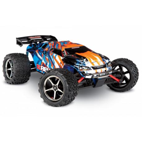 E-Revo 1/16 4WD RTR TQ Orange - Med Batt/Laddare