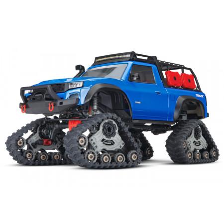 TRX-4 TRAXX Crawler RTR Blå