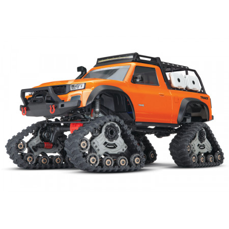 TRX-4 TRAXX Crawler RTR Orange