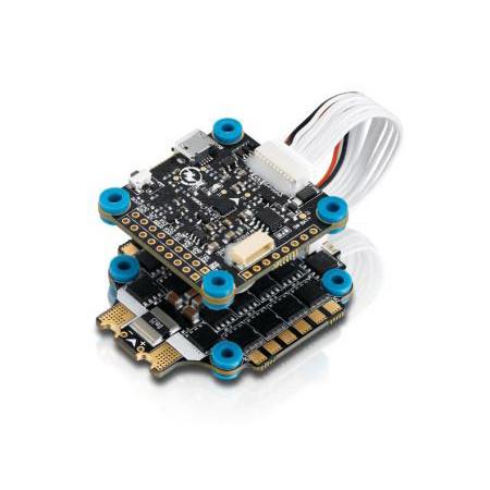 Hobbywing Xrotor Micro 60A 6S 4in1 ESC BLHeli-32 DShot1200 FC Combo