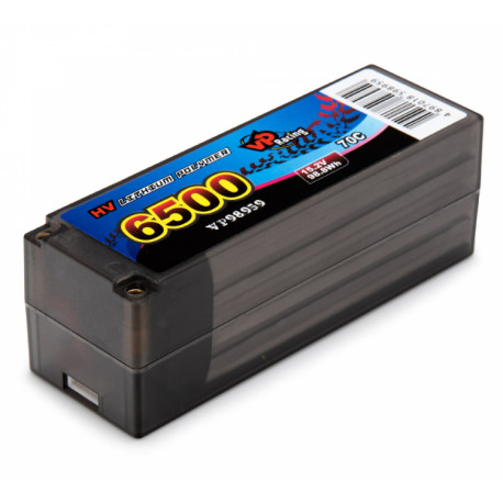 Li-Po Batteri 4S 15,2V 6500mAh 70C
