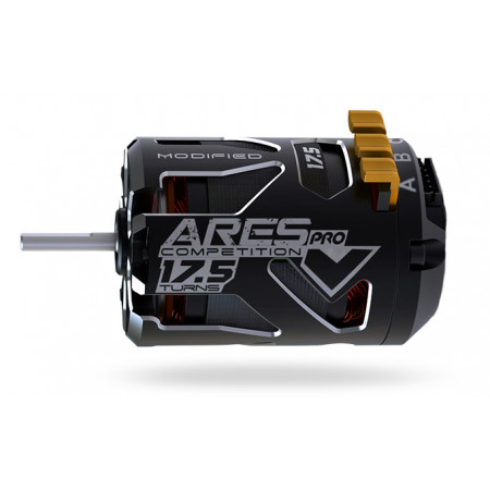 Ares Pro V2 BL Motor 1/10 sensor 17.5T 2200kV