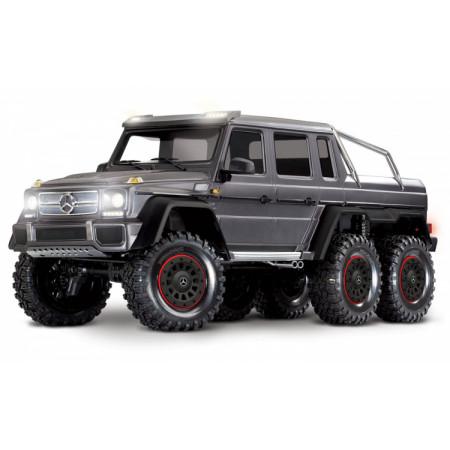 TRX-6 Mercedes-Benz G63 AMG 6X6 TQi 2.4G RTR Silver