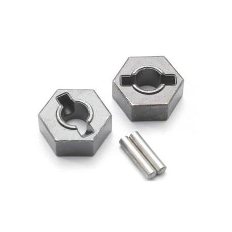 Hjulnav Sexkant 14mm Stål (2)