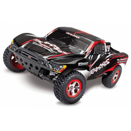 Slash 2WD 1/10 RTR TQ Svart