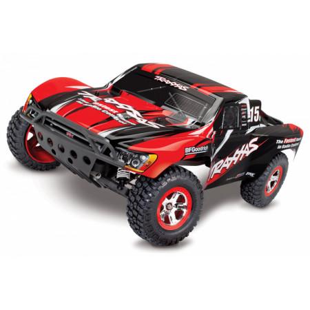 Slash 2WD 1/10 RTR TQ Röd