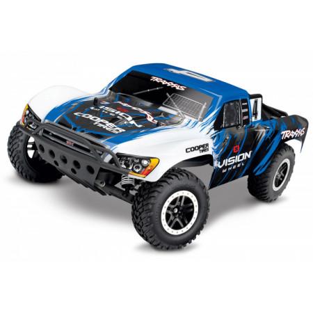Slash 2WD 1/10 RTR TQ Vision