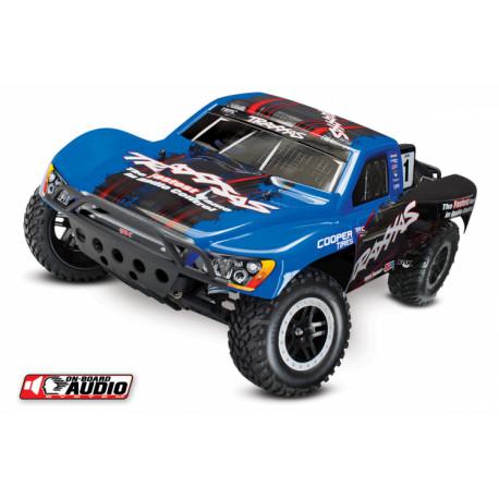 Slash 2WD 1/10 RTR TQ OBA Blå
