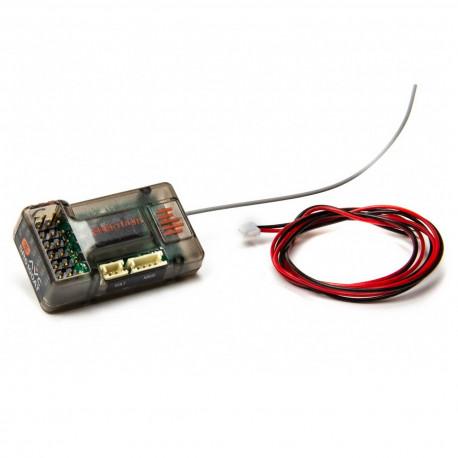 Spektrum SR6100AT 6-Channel AVC Telemetry Surface Receiver