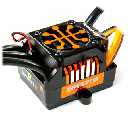 Spektrum Firma 150 Amp Brushless Smart ESC, 3S-6S