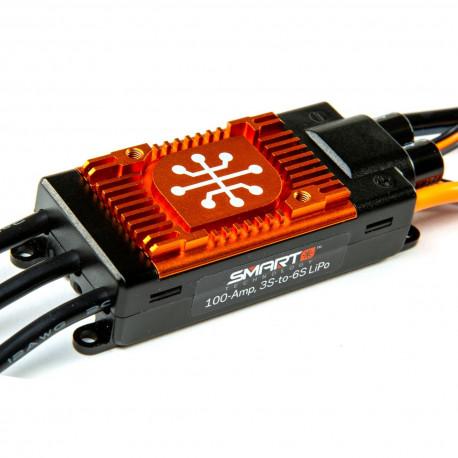 Spektrum Avian 100 Amp Brushless Smart ESC, 3S-6S