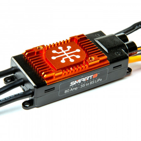 Spektrum Avian 80 Amp Brushless Smart ESC, 3S-8S