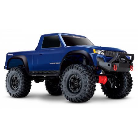 TRX-4 Sport Scale Crawler Truck 1/10 RTR Blå