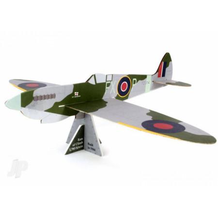 Spitfire MKIX Friflygsmodell Prestige Model