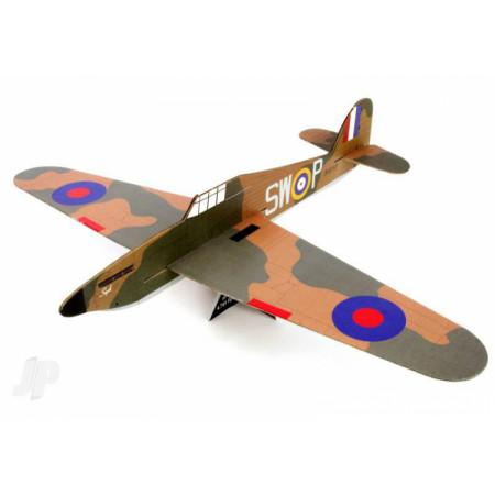 Hurricane MKI Friflygsmodell Prestige Models