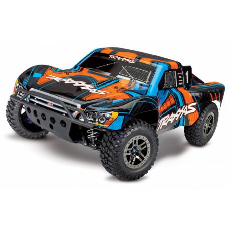 Slash 4x4 Ultimate RTR TQi Telemetri TSM Orange