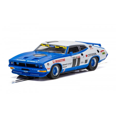 FORD XB FALCON - BATHURST 1975 - GOSS,BARTLET
