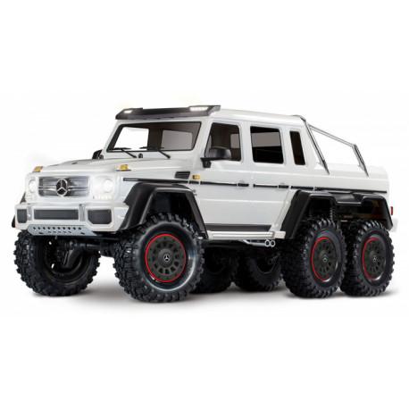 TRX-6 Mercedes-Benz G63 AMG 6X6 TQi 2.4G RTR Vit