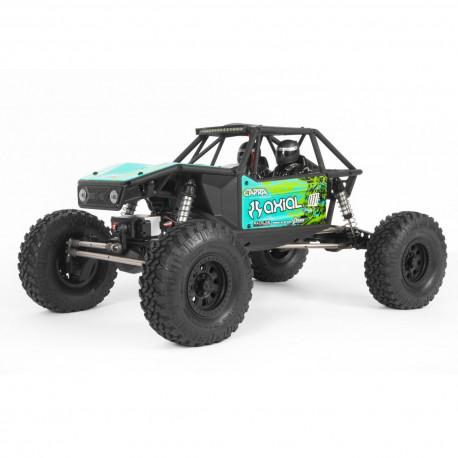 1/10 Capra 1.9 Unlimited 4WD RTR Trail Buggy, Grön