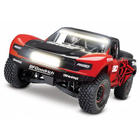 UDR 4WD TQi TSM RIGID LED-set utan laddare & batteri RTR